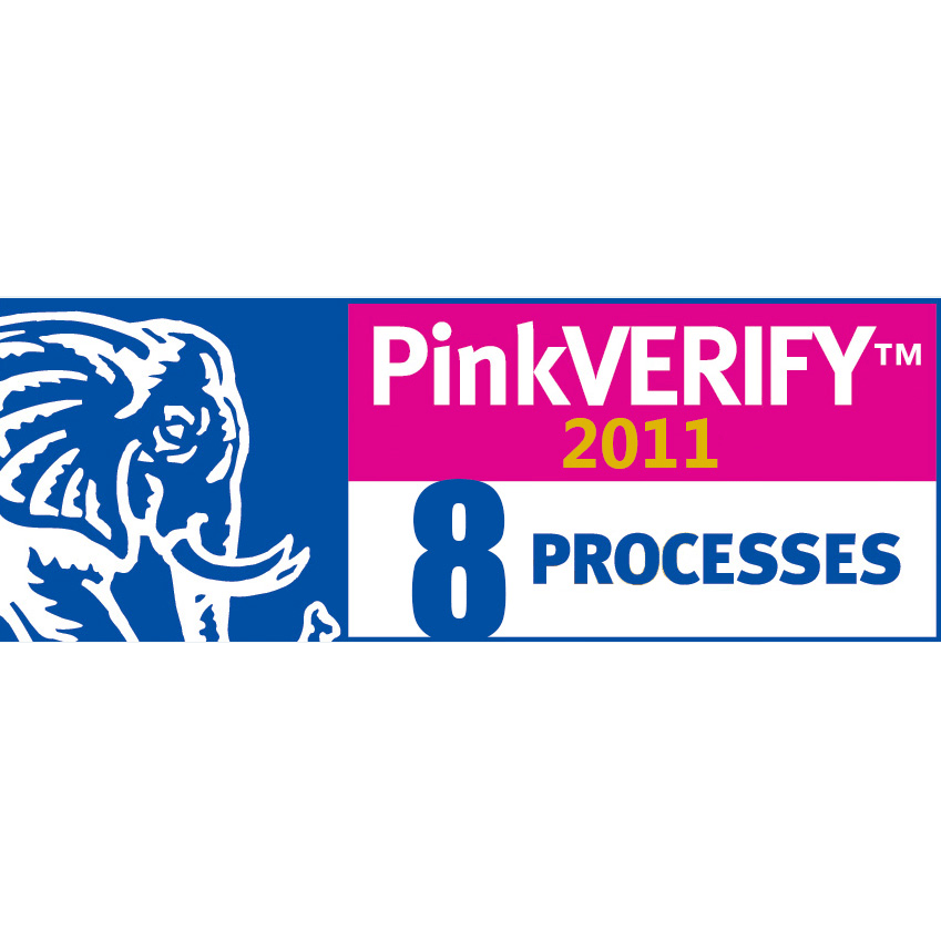 PinkVerify certified
