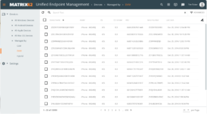 matrix42 unified endpoint management