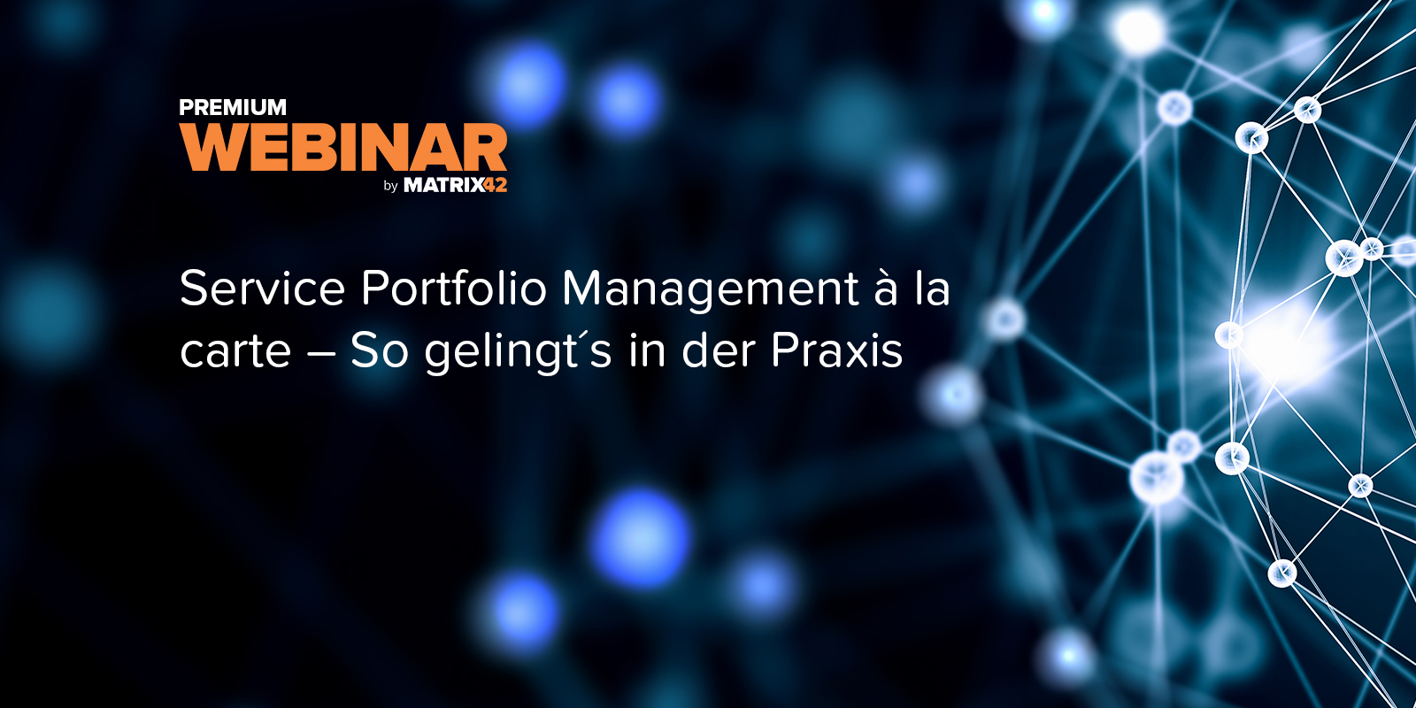 Service Portfolio Management à la carte – So gelingt´s in der Praxis